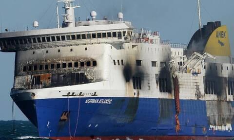 Ένοχοι οι πέντε από τους συνολικά 11 κατηγορούμενους για την πυρκαγιά στο «Norman Atlantic» το 2014