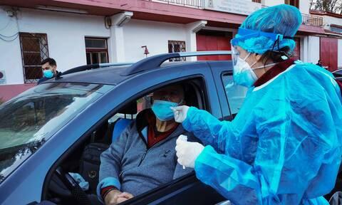 Σαρηγιάννης - Κορονοϊός: Προς τον Μάρτιο θα πάμε σε αυξημένα κρούσματα