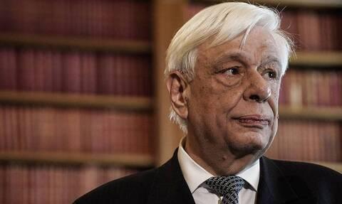 Παυλόπουλος: Δίχως ενίσχυση του ρόλου της ΕΚΤ το βήμα για την ολοκλήρωση της Ευρωζώνης μένει μετέωρο