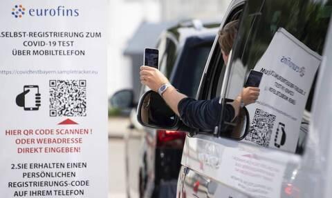 Ελβετία - Κορονοϊός: Η χώρα θα δαπανήσει 1 δισ. φράγκα για εντοπισμό των ασυμπτωματικών κρουσμάτων