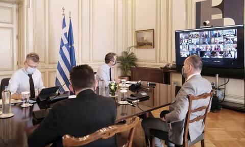 Συνεδριάζει σήμερα Πέμπτη το Υπουργικό Συμβούλιο - Τα θέματα της τηλεδιάσκεψης