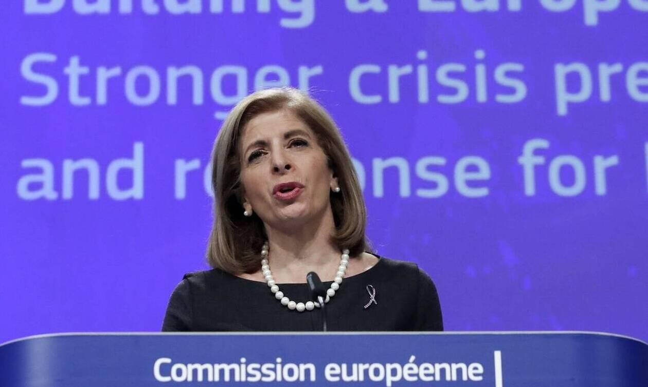 Κυριακίδου: Παραμένει το αδιέξοδο μεταξύ Βρυξελλών και AstraZeneca για τις παραδόσεις εμβολίων