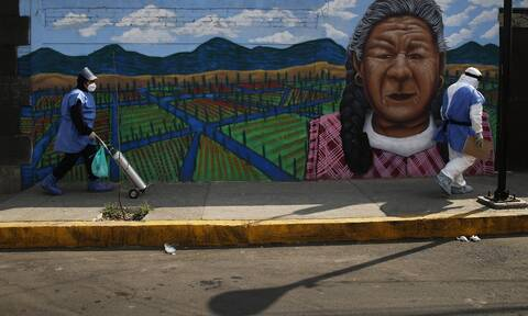 Κορονοϊός στο Μεξικό: 1.623 νεκροί σε 24 ώρες - Βελτιώνεται η υγεία του προέδρου Ομπραδόρ