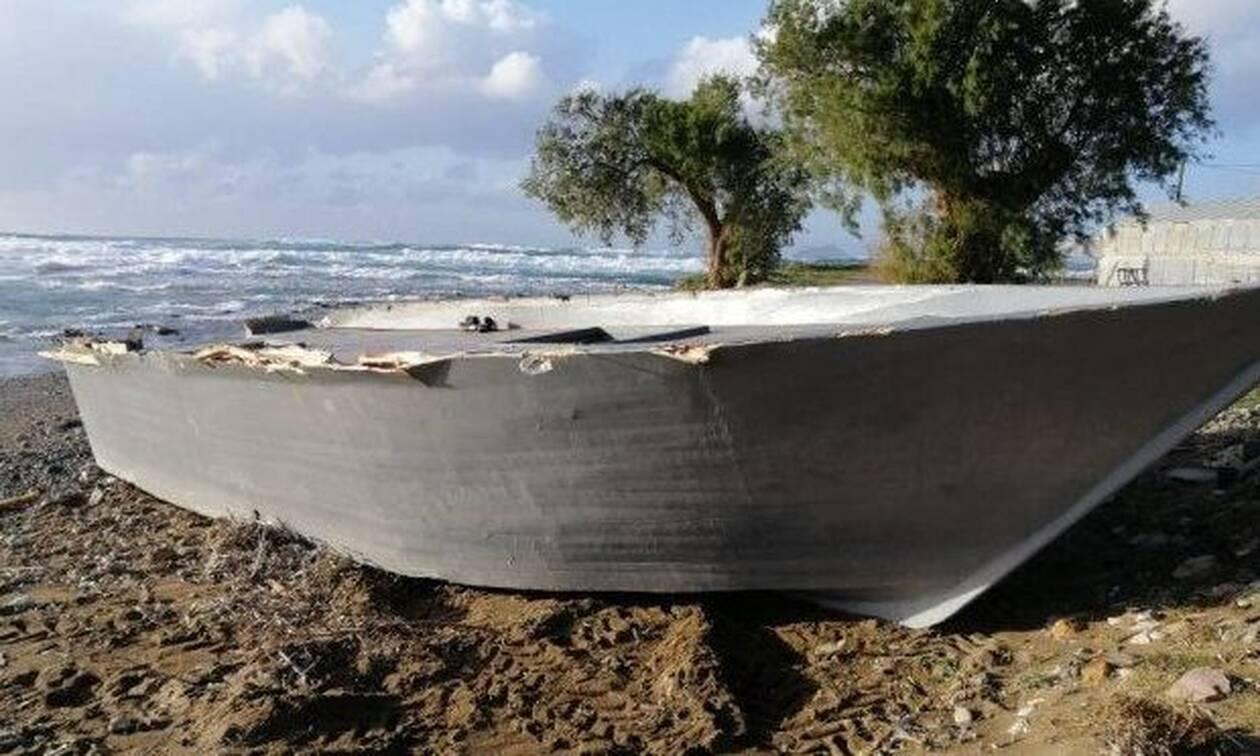 Λύθηκε το «μυστήριο» με την λέμβο στην Κρήτη