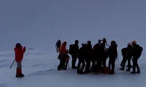 В Греции на горе Олимп погиб альпинист, ведутся поиски еще одного мужчины.