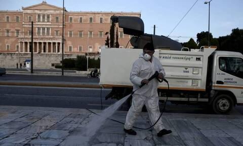 Κορονοϊός – Θωμαΐδης: Αύξηση των κρουσμάτων δείχνουν τα λύματα στην Αττική