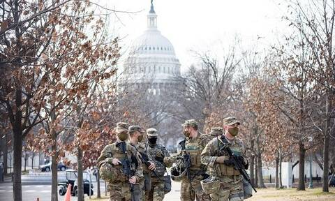 ΗΠΑ: Συνελήφθη ένας ένοπλος κοντά στο Καπιτώλιο