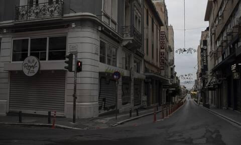 Προς νέο σκληρό lockdown η Αττική: Εισήγηση «βόμβα» των ειδικών να χαρακτηριστεί «κόκκινη»