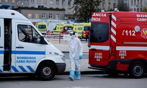 Κορονοϊός: Η Πορτογαλία κλείνει τα σύνορα της χώρας για τις επόμενες 15 ημέρες