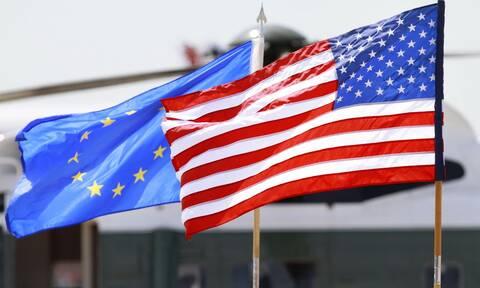 ΕΕ και ΗΠΑ ρίχνουν γέφυρες για την αναζωογόνηση της διμερούς σχέσης