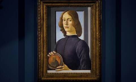Πίνακας του Σάντρο Μποτιτσέλι πουλήθηκε για 92,2 εκατ. δολάρια