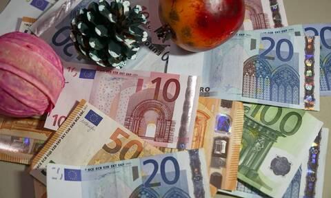 Δώρο Χριστουγέννων - Επίδομα 534 ευρώ: Πληρωμές σήμερα σε περισσότερους από 750.000 δικαιούχους