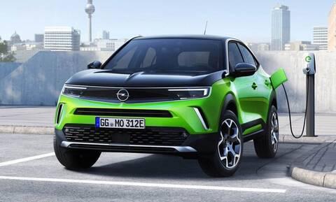 Πόσο κοστίζουν στη χώρα μας τα ηλεκτρικά Opel Mokka-e και Zafira-e Life;