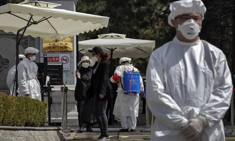 Κορονοϊός στην Κίνα: 52 κρούσματα σε 24 ώρες