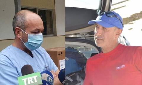 Λάρισα: Έτσι έγινε η τραγωδία στον Όλυμπο με τους δύο γιατρούς – Η μαρτυρία του ορειβάτη που σώθηκε