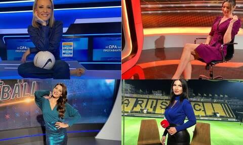 Ποια είναι η «Βασίλισσα» του αθλητικού ρεπορτάζ; (poll)