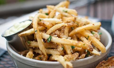 Για αυτό μας αρέσουν οι τηγανητές πατάτες