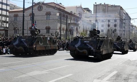 Στρατιωτική παρέλαση 25ης Μαρτίου: «Όχι» από τον Πούτιν στην πρόσκληση της Ελλάδας