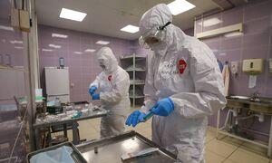 В России выявили 19 238 заразившихся коронавирусом за сутки