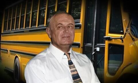 Βρέθηκε ο δράστης της δολοφονίας οδηγού σχολικού λεωφορείου που είχε εξαφανιστεί από τα Βριλήσσια