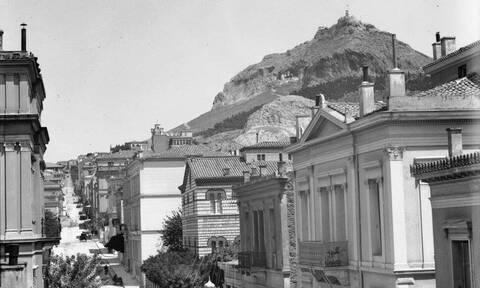 Παλιά Αθήνα: Τέσσερις περιοχές της που άλλαξαν όνομα μέσα στα χρόνια