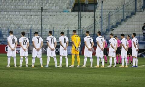 Εθνική ομάδα: Η «γαλανόλευκη» μετακομίζει στη Θεσσαλονίκη - Στην Τούμπα τα επόμενα ματς της