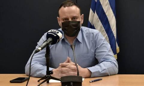 Κορονοϊός - Μαγιορκίνης: Θα δούμε αύξηση των εισαγωγών στα νοσοκομεία την επόμενη εβδομάδα
