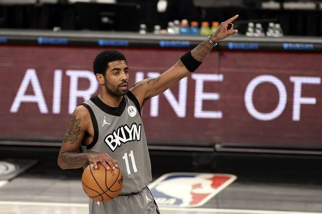 8.Kyrie Irving