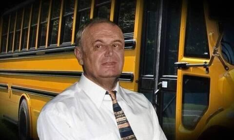 Δολοφονία οδηγού σχολικού: Η τραγική ιστορία πίσω από τον φόνο – Του έδεσε το λαιμό με πανί