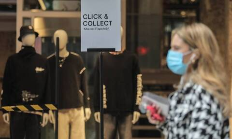 Lockdown: Πώς θα λειτουργήσουν τα καταστήματα - Τι είναι η μέθοδος «click in shop»