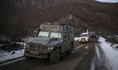 Ναγκόρνο-Καραμπάχ: Ρωσία και Τουρκία άνοιξαν κοινό κέντρο επίβλεψης και εποπτείας της εκεχειρίας