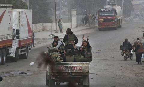 Συρία: Έξι οι νεκροί από τη βομβιστική επίθεση στην πόλη Αφρίν