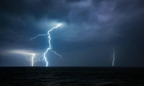 Κακοκαιρία: Ποιες περιοχές θα χτυπήσει με καταιγίδες και θυελλώδεις ανέμους - Προσοχή από την ΓΓΠΠ
