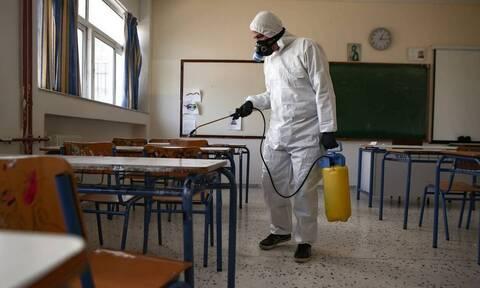 «Βόμβα» Σύψα: Δεν θα έχουμε δισταγμό να κλείσουμε ξανά τα σχολεία αν χτυπήσει «καμπανάκι»