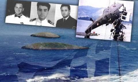 Ίμια 1996 - Δεν ξεχνώ: Η εθνική τραγωδία και οι ήρωες Καραθανάσης, Βλαχάκος, Γιαλοψός