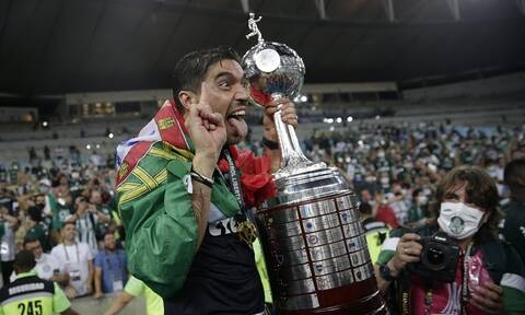 Copa Libertadores: Το σήκωσε η Παλμέιρας του Φερέιρα - Γκολ στο 10ο λεπτό των καθυστερήσεων!