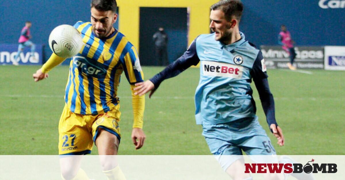 facebookpanaitwlikos atromitos super league 28 01 2021