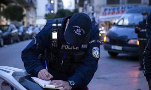 Αρνητικό ρεκόρ τροχαίων παραβάσεων στη Βόρεια Ελλάδα - Πόσες έγιναν το τελευταίο 24ωρο;