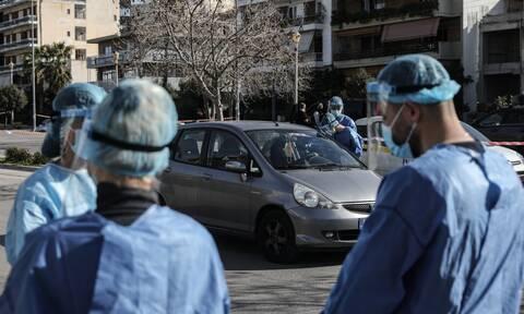 Κρούσματα σήμερα: 484 νέα ανακοίνωσε ο ΕΟΔΥ - 17 νεκροί σε 24 ώρες, στους 255 οι διασωληνωμένοι