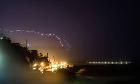 Καιρός: Έρχονται καταιγίδες και χαλαζοπτώσεις - Ποιες περιοχές και πότε θα «χτυπήσουν» τα φαινόμενα