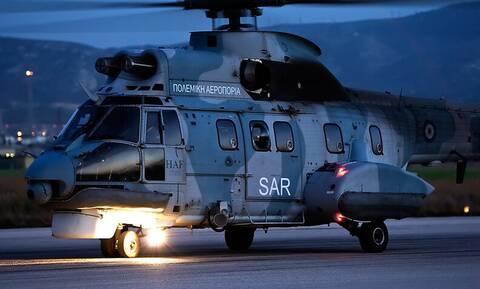 Εξαφάνιση αεροσκάφους: Θρίλερ στην Ήπειρο – Το Super Puma της Π.Α. θα ψάχνει όλη τη νύχτα