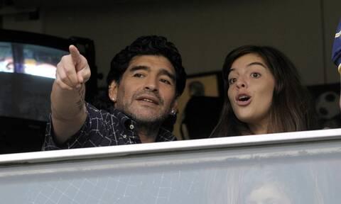 Ντιέγκο Μαραντόνα: «Ξέσπασε» η κόρη του - «Έκανα εμετό, Λούκε είσαι πουτ...»