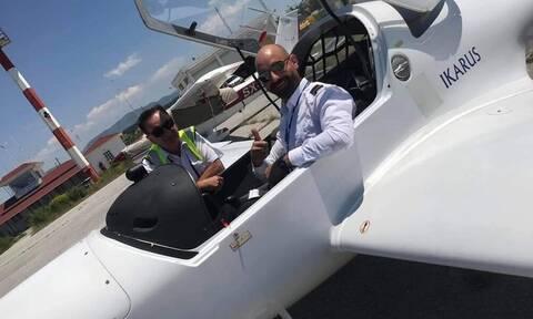 Εξαφάνιση διθέσιου αεροσκάφους: Αυτός είναι ο πιλότος που αγνοείται