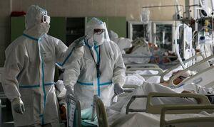 В России за сутки выявили 17 648 заразившихся коронавирусом. Это минимум с 28 октября