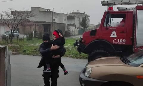 Σοκ στην Πυροσβεστική: Πατέρας τριών παιδιών ο πυροσβέστης που χάθηκε άδικα