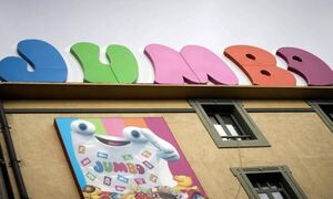 В греческой области Аттика из-за коронавируса закрыли магазины Jumbo