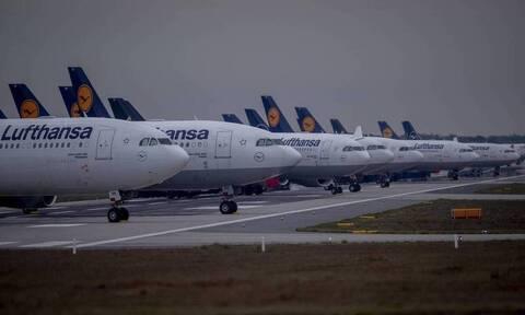 Lufthansa: Ολοκλήρωσε τη μεγαλύτερη πτήση χωρίς στάση στην ιστορία της