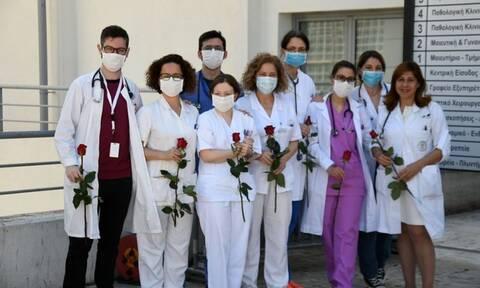 Δυσαρέσκεια για τον μη εμβολιασμό των υγειονομικών που νόσησαν στην Πάτρα