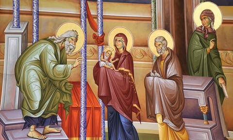 Υπαπαντή του Σωτήρος: Τι γιορτάζουμε σήμερα 2 Φεβρουαρίου