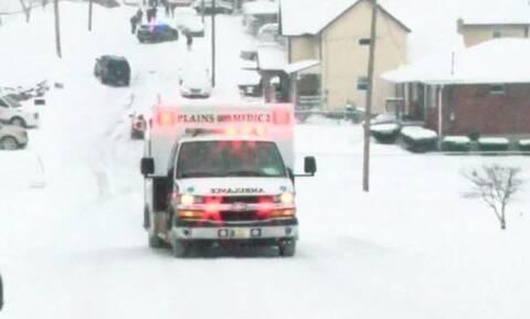 Αδιανόητο: Τρεις νεκροί μετά από πυροβολισμούς και καβγά για το… χιόνι